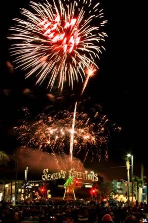 25th Manhattan Beach Holiday Fireworks Show