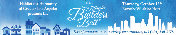 KKC Development & The Los Angeles Builders Ball