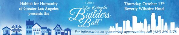 KKC Development & The Los Angeles Builders Ball